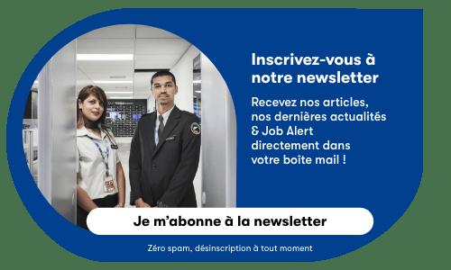 Recevez nos articles, nos dernières actualités & Job Alert directement dans votre boîte mail !