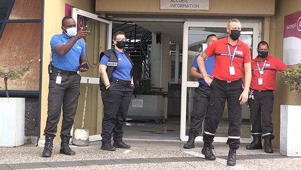 Interview L'info.re : les nouvelles missions des agents de sécurité